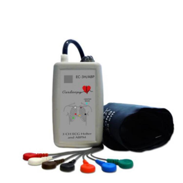 匈牙利凌特动态心电血压记录仪 EC-3H/ABP