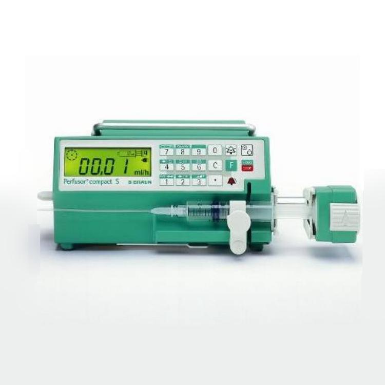 康贝特+注射器泵PerfusorCompactS