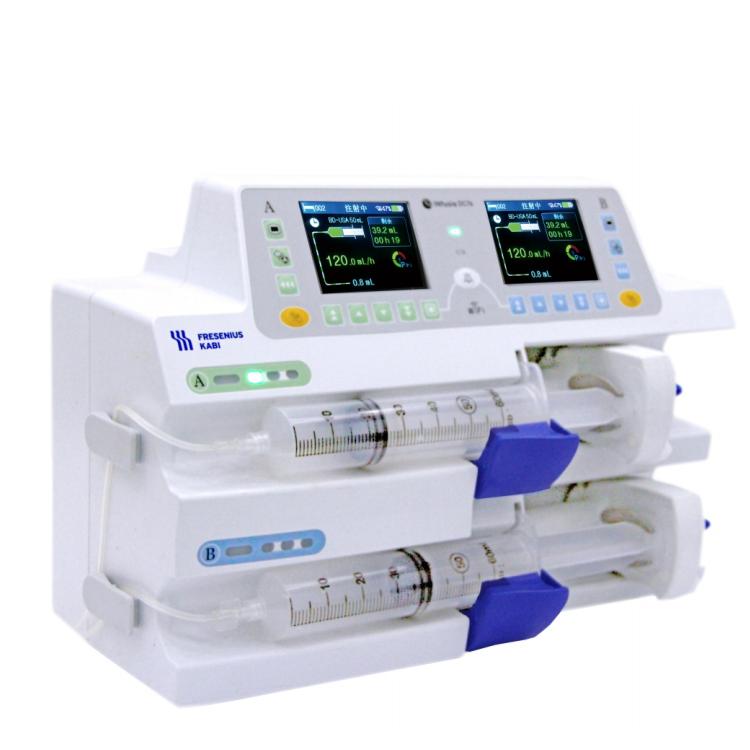 INfusia DC7 系列双通道注射泵